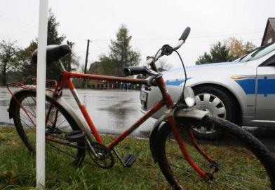 Plaga nietrzeźwych rowerzystów!