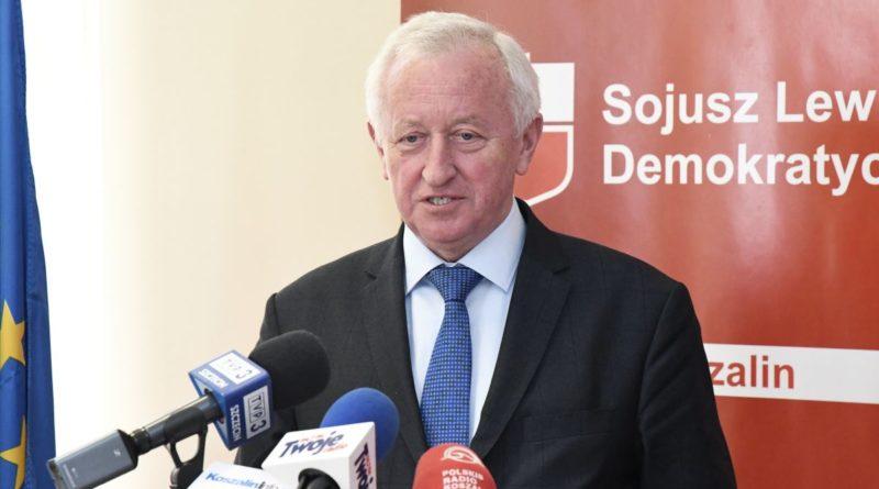 Bogusław Liberadzki: Idziemy do wyborów wspólnie jako Koalicja Europejska [FILM]