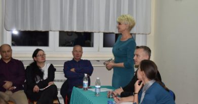 Prezydent Kołobrzegu spotkała się z mieszkańcami Dzielnicy Zachodniej [FOTO]