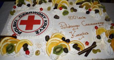 Setne urodziny Polskiego Czerwonego Krzyża