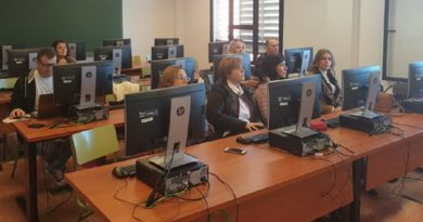 "ERASMUS+ ""Schools challenge for forensic science"""
