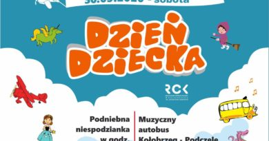 Ulicami Kołobrzegu przejedzie bajkowy autobus
