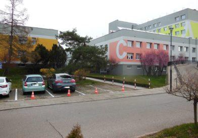 Szpitalna Izba Przyjęć została powiększona o pomieszczenia Oddziału Pediatrycznego