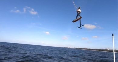 Wystartował Kołobrzeg Kite Challenge [FILM]