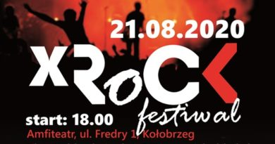 X RoCK Festiwal w Kołobrzegu