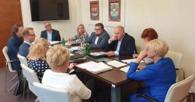 Cykliczne spotkanie z prezesami spółek miejskich