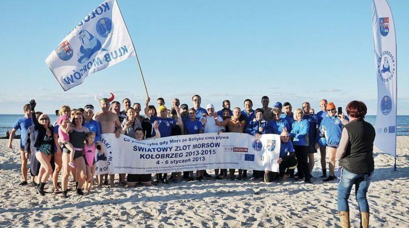 Walne zebranie Kołobrzeskiego Klubu Morsów