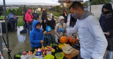 Warsztaty ogrodnicze i kulinarne – zdrowo ogrodowo