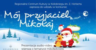 """Konkurs """"Mój przyjaciel Mikołaj"""""""